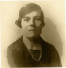 Photo of Woman changed to Watercolor Style.